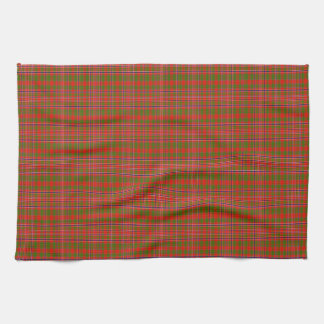 Macalister Scottish Tartan Tea Towel