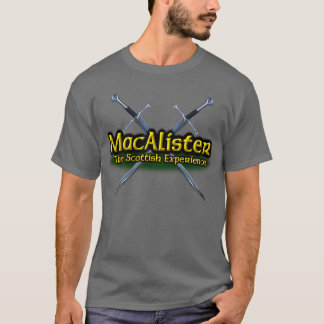MacAlister The Scottish Experience Clan T-Shirt