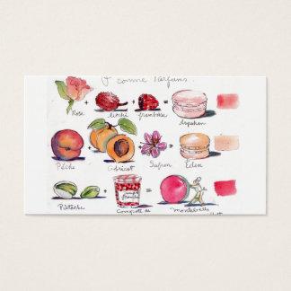 Macaron Flavours by Carol Gillott