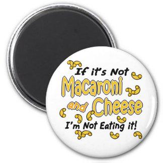 Macaroni and Cheese Fridge Magnet