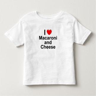 Macaroni and Cheese Toddler T-Shirt
