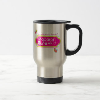 Macaroni Mom Travel Mug