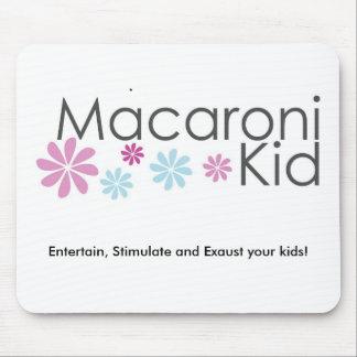 Macaroni Mouse Pad