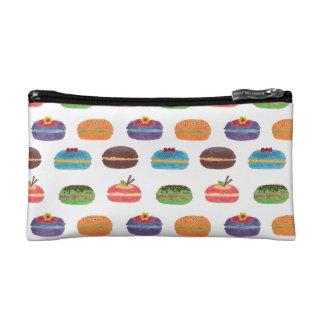 Macarons Makeup Bags