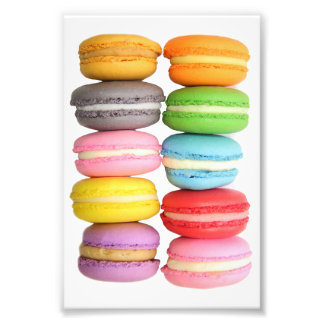 Macarons Photo Prints