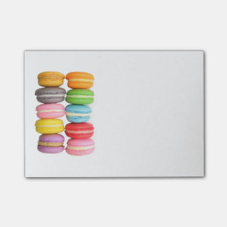 Macarons Post-it® Notes Post-It Notes