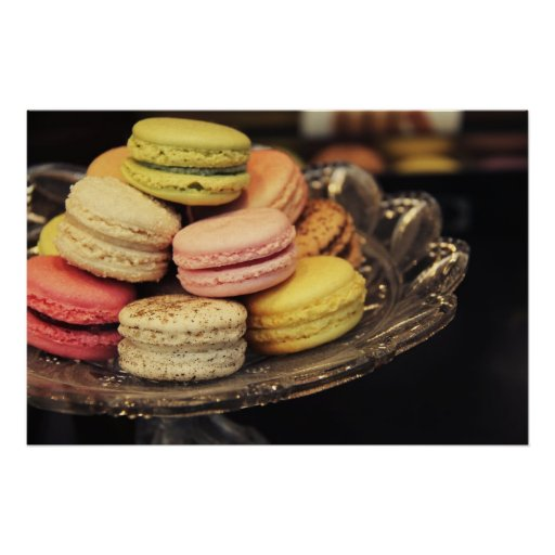 Macarons Posters
