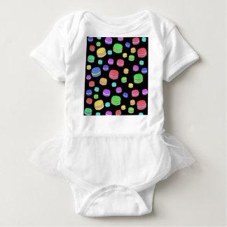Macaroons Baby Bodysuit