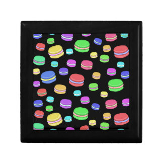 Macaroons Small Square Gift Box