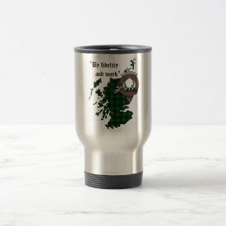 MacArthur Clan Badge Travel Mug