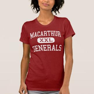 MacArthur - Generals - Middle - Berkeley Illinois Tshirts