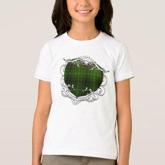 MacArthur Tartan Heart T-Shirt