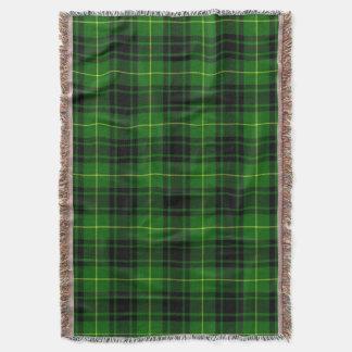 MacArthur Tartan Throw Blanket