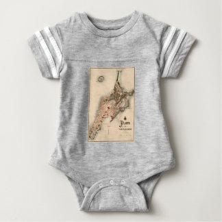 macau1889 baby bodysuit