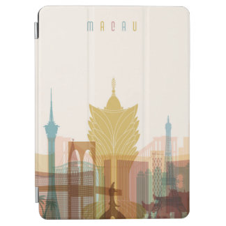 Macau, China | City Skyline iPad Air Cover