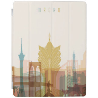 Macau, China | City Skyline iPad Cover