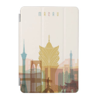 Macau, China | City Skyline iPad Mini Cover