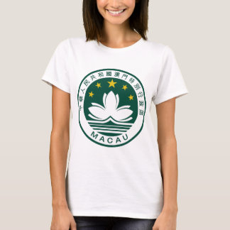 Macau (China) National Emblem T-Shirt