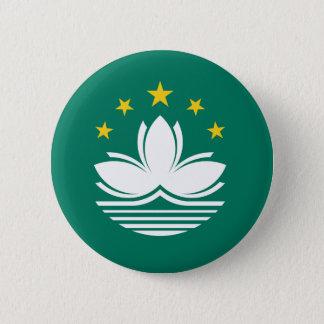 Macau Flag Button