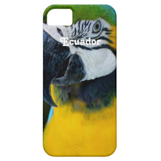 Macaw Case For The iPhone 5