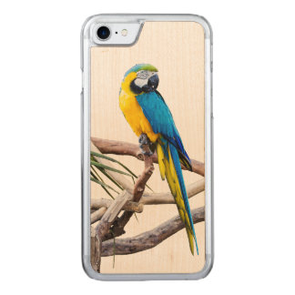 Macaw iPhone 6 Carved iPhone 8/7 Case