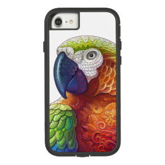 Macaw Parrot Case-Mate Tough Extreme iPhone 8/7 Case