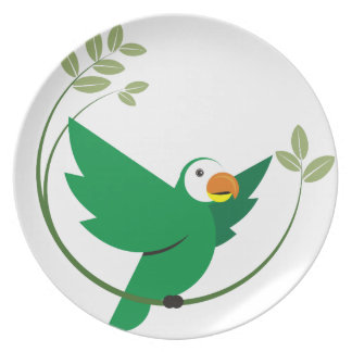 MACAW PLATE