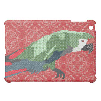 Macaw Red  Cover For The iPad Mini