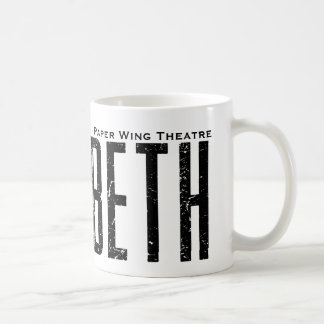 Macbeth - Paper Wing Theatre - Coffee Cup