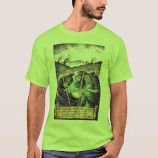 Macbeth Witches Halloween T-Shirt