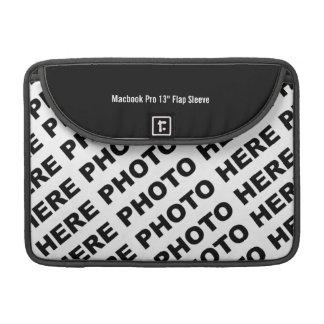"Macbook Pro 13"" Rickshaw Flap Sleeve Sleeve For MacBook Pro"