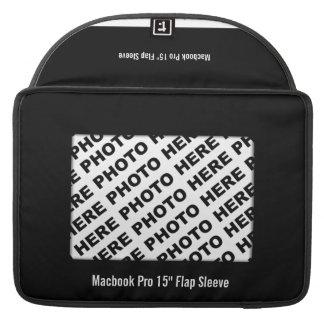 """Macbook Pro 15"""" Rickshaw Flap Sleeve Sleeves For MacBooks"""