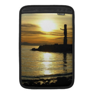 Macbook Sleeve Vancouver Seascape Sunset Souvenir