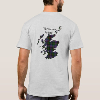 MacDonald Clan Adult T-Shirt