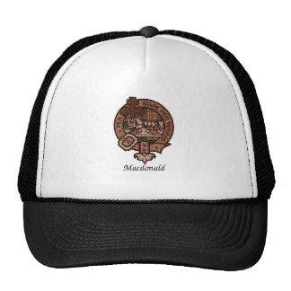 Macdonald Clan Crest Mesh Hat