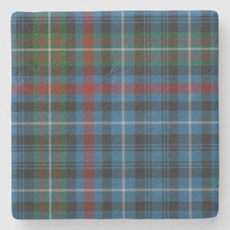 MacDonald Clan Tartan Plaid Stone Coaster