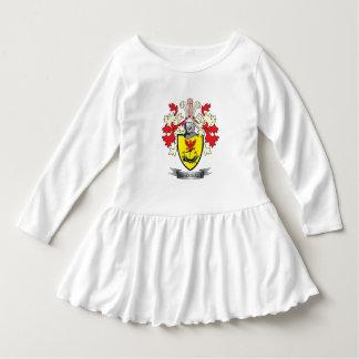 MacDonald Family Crest Coat of Arms Dress