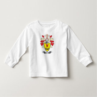 MacDonald Family Crest Coat of Arms Toddler T-Shirt