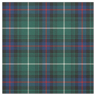 MacDonald of the Isles Tartan Fabric