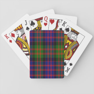 Macdonald Scottish Tartan Playing Cards
