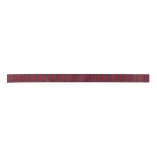 MacDougall Clan Tartan Plaid Ribbon Satin Ribbon