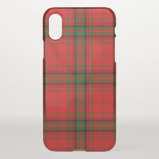 MacDougall iPhone X Case