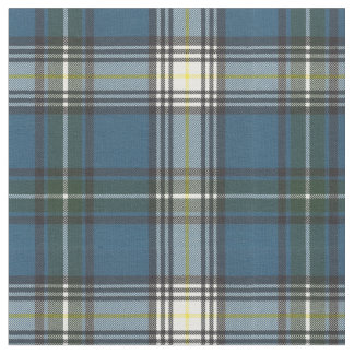 MacDowall Tartan Cotton Fabric