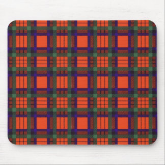 Macduff clan Plaid Scottish tartan Mouse Pad