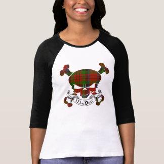 MacDuff Tartan Skull T-Shirt