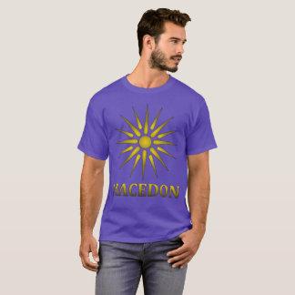 Macedon Sun Alexander the Great T-shirt