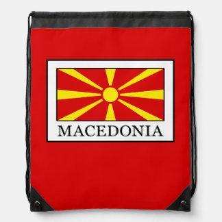 Macedonia Drawstring Bag