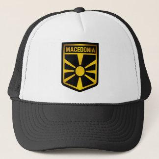 Macedonia Emblem Trucker Hat