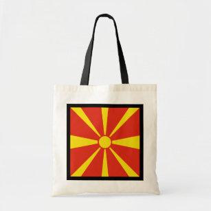 Macedonia Flag Bag