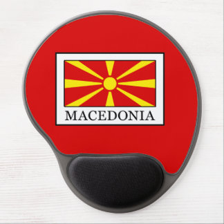 Macedonia Gel Mouse Pad